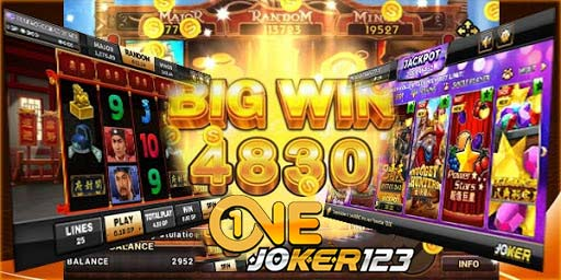 Game Slot Joker123 Operator Judi Slot Online