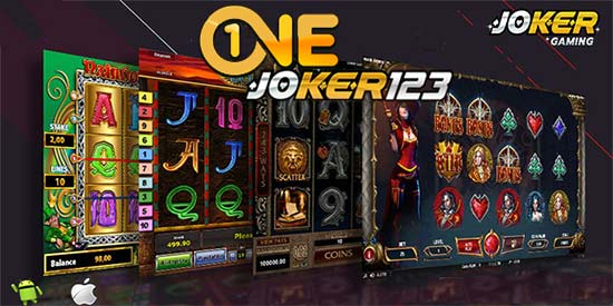 Joker Gaming Penyedia Game Slot Joker123
